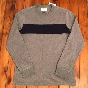 NWT Men's sweater